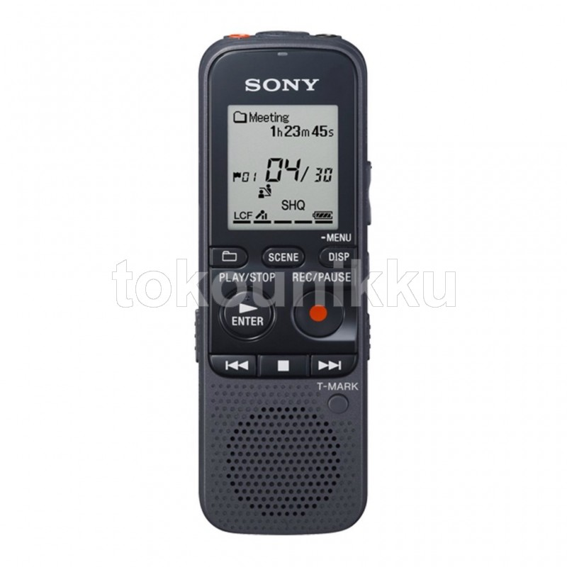 ICD-PX333 MP3 Digital Voice RecorderICD-PX333 MP3 Digital Voice Recorder