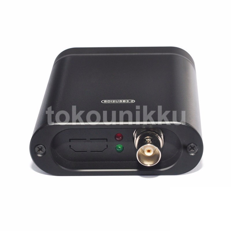 USB3.0 SDI VIDEO CAPTURE DONGLE STREAMING LIVE 1080P