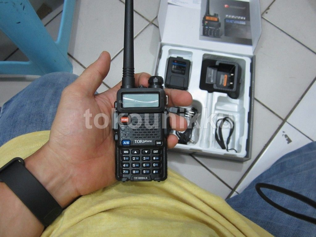 Radio Ht Handy Talky Toriphone Tp 889 Dlx