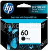 HP 60 Black Ink Cartridge (ORIGINAL)