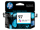 HP 97 Tri-color Original Ink Cartridge (ORIGINAL)