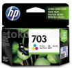 HP 703 Color Ink Cartridge (ORIGINAL)