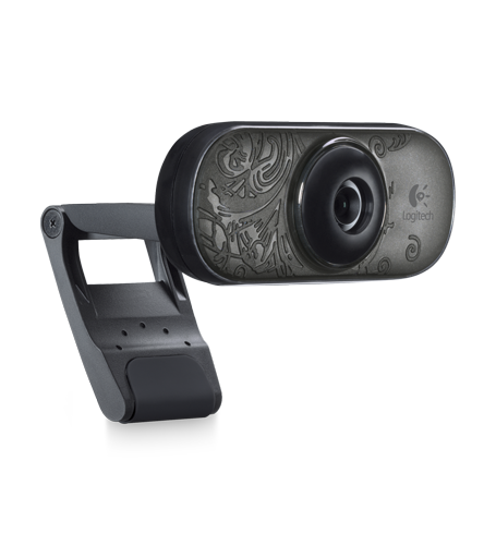 Logitech HD Webcam C210
