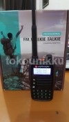 Verxion Gt 03 Tri Band Frekuensi Handy Talky HT (BLACK)