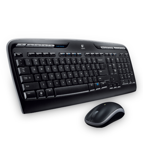 Logitech Wireless Desktop MK320
